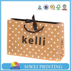 2015 Beautiful Charming High quality Hot sale Fashion Eco-friendly extra large paper shopping bags best sell