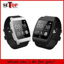 Original Smart Watch Phone Uwatch UX Bluetooth Watch With Heart Rate monitor Compatible With IOS & Android