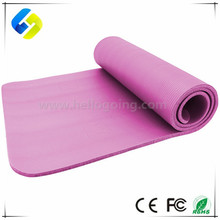Eco-friendly Foldable Yoga Mat 6mm Sports mat Non-slip and Durable tpe yoga mat