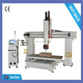 High end 1224 5 axis cnc carving machine