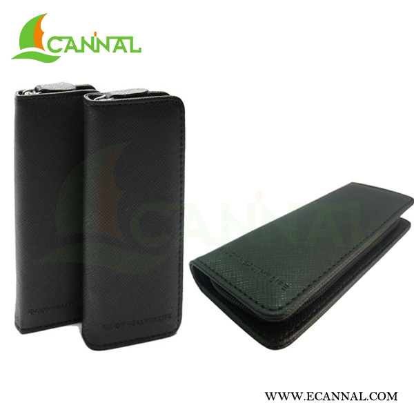 Leather Electronic Cigarette Cases