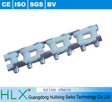 Nylon roller chain for PCB assembly line