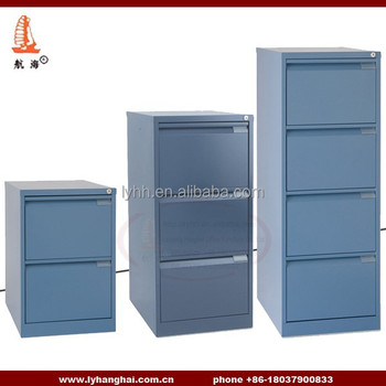 High end luxury 2,3,4 drawer commercial file cabinet metal steel modern office furniture