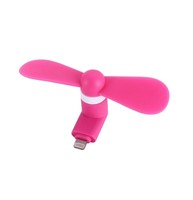 New designed handled electric motor laptop cooling fan with usb socket