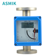 Dn20 metal tube rotameter ROTA flowmeter flow meter china 4-20ma output water air