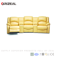 Power Reclining Loveseat Leather Sofa and Loveseat sets With Console Best value