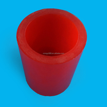 wholesale pu tube plastic raw material polyurethane hollow rod