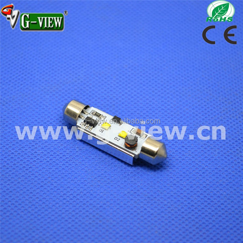 car light retrofic parts 31 36 39 42mm festoon with high power creechip 10w festoon interior light