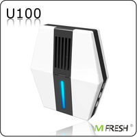 YL-U100 USB Air Purifier with the Principle of Negative Ions for Removing Dust