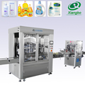 Large plastic bottle vegetable oil filling machine