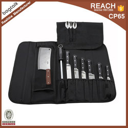 FH119 2015 Wholesale Durable Kichen Rolling Tool Bag Chef Knife Bag