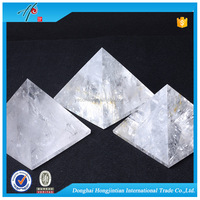 modern quartz crystal ornaments trust worthy factory pyramid