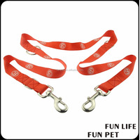 New best selling products pet dog leashes for dog wiring harness china pet supplies Plain Nylon Custom LOGO Printed