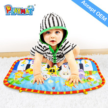 Cute Baby Music Mat Children Dancing Play Mat