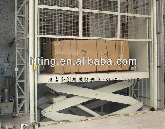3ton CE used auto garage equipment