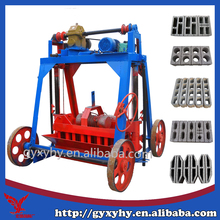 QMY4-40 fully automatic fly ash brick making machine for hollow brick