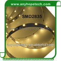 High bright 2835 smd flexible flashing led tape light with 300 LEDs/5Meters
