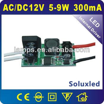 NEW AC12v COB 10W power supply