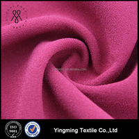 100% Polyester New Material CEY Two Way Stretch One Sided Crepe Chiffon Fabric for Women's Fashion Garments/Blouses/Shirts