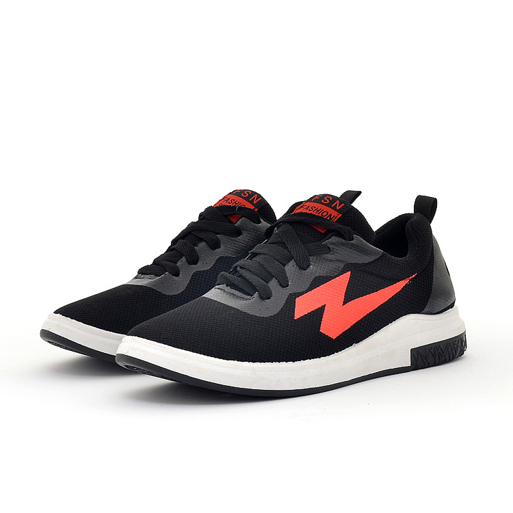 casual footwear men's textile sports brand imitation shoes made in italy