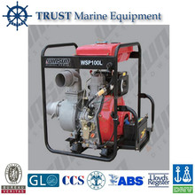 High pressure diesel water pump set