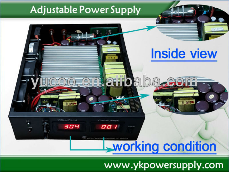 300vdc 10a ac dc switch mode power supply