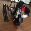 52cc 2 5HP Snowmobile For Sale