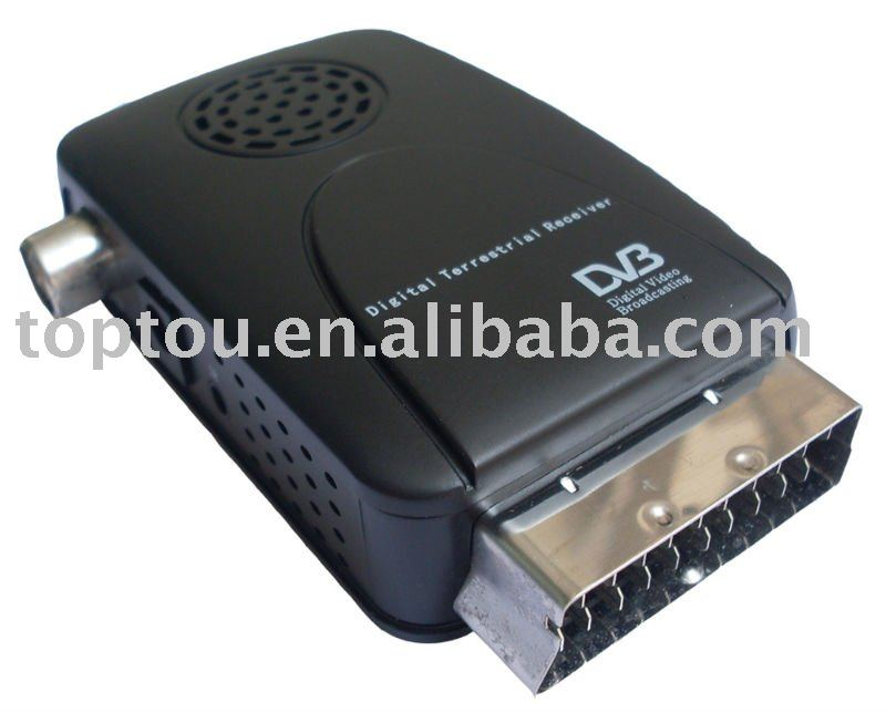 Mini SD DVB-T tv receiver