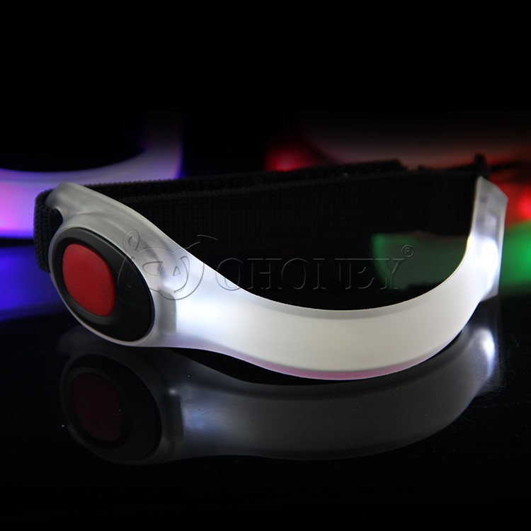promotion gift led safty flashing light for sports