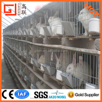 Factory supply Industrial Cages For Rabbits In Kenya Farm (200*50*150cm) for sale