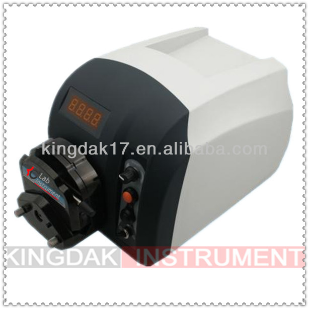 BT601S/YZ15 High flow Precise variable speed peristaltic pump for water pumps fluid