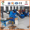 eco maquinas HBY4-10 fly ash block machinery factory price in Ghana
