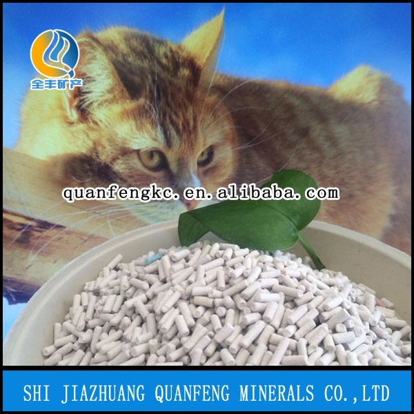 Super clumping bulk cat liter wholesale