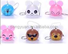 Cheap portable mini ABS animal shape good quality speaker SM28
