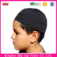 High Quality Crochet Kufi Hat for Kids