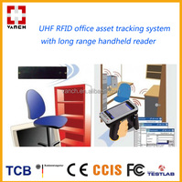 VANCH Ultra High Frequency UHF Portable Long Distance RFID Reader Android for asset tracking