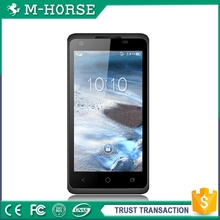Wholesale Low Price M-HORSE Smartphone 4.5 inch Capactive Touch Screen MTK6572 Android Smart Mobile Phone