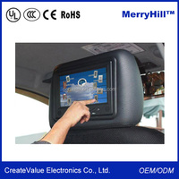 "Taxi Headrest Embedded Computer 7"" 9"" 10"" Inch Cheap China Android Tablet 2GB RAM"