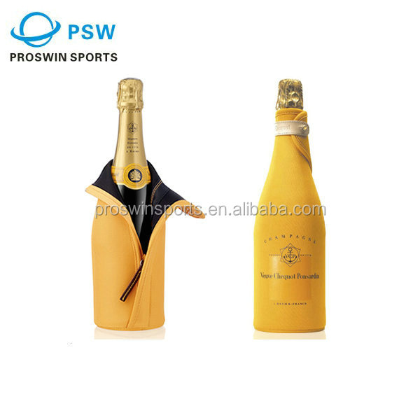 Hot selling items champagne bottle cooler insulated outdoor bottle cooler