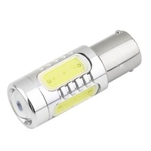 High Power 7.5W Car LED Brake Light Tail Brake Stop Turn Signal Light Bulb Lamp White Car Flashing LED Brake Light