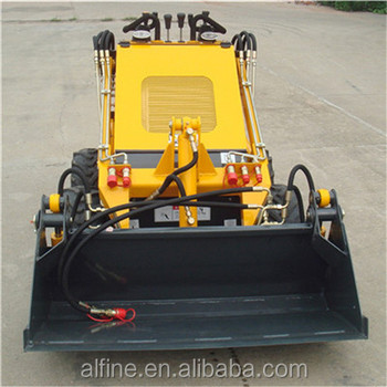 China hot sale skid steer loader price