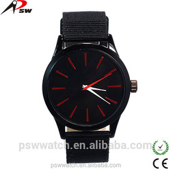 Fashion watch 3 hands dial custom logo watches vogue watch for Christmas gift