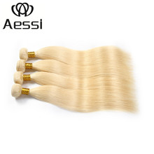 Aessi hair suppliers,wholesale 613 human soprano remy hair extensions