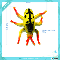 Wholesale 3-5 cm Animal figurines Capsule Toys little insect kids toy