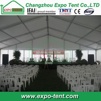 Large outdoor event canopy tents