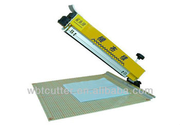 swatch sample cutting machine fabric cutter