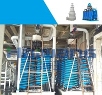 Best price Tin Ore Spiral Separator And Gravity Spiral Chute And Sand Spiral Classifier