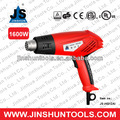 Manufactory for JS 1600/2000W adjustable temperature Heat Gun Shrink Wrap Heat Gun, JS-HG12AI