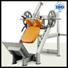 Gym equipment Body Building Equipment Linear Leg Press XH42