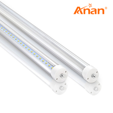Usa Market Indoor Lamp 8ft Single Pin Led Tube Light 36w With Double Row Chips